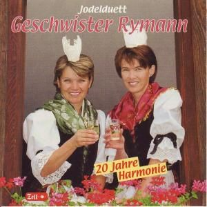 CD Cover Jodelduett Rymann